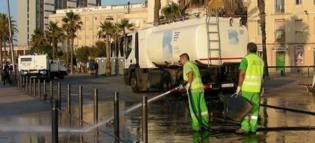 Servicios de limpieza de Barcelona
