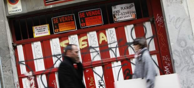 Madrid vive una sobreoferta de plazas de garaje por la for Se vende garaje