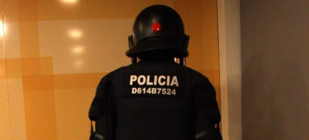 Nuevo uniforme de los antidisturbios