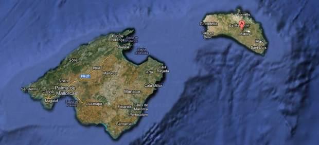 Mallorca y Menorca