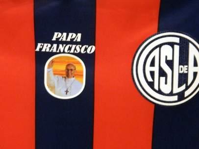 Camiseta de San Lorenzo