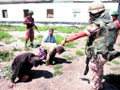 Soldados españoles en Irak