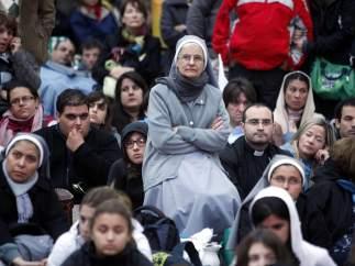 Argentina, pendiente del papa