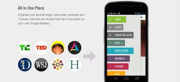Medio millón de usuarios migran de Google Reader a Feedly