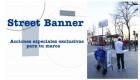 Street Banner, nuevo formato publicitario