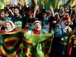 Un grupo armado turco habla de desarme