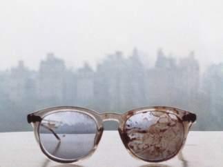 Gafas ensangrentadas de Lennon