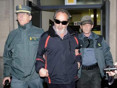 Juan Lanzas ingresa en prisión