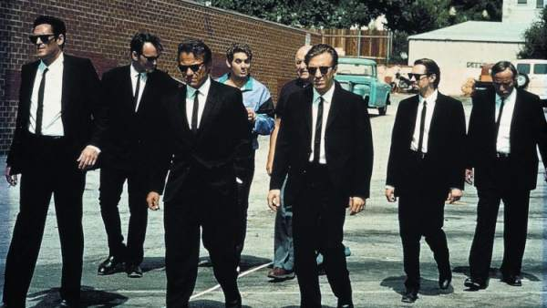 'Reservoir Dogs'
