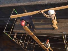 La construcción vuelve a suponer 1,2 millones de empleos