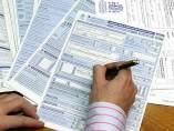 Formulario de la declaración de la renta