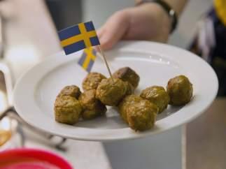 Albóndigas de IKEA