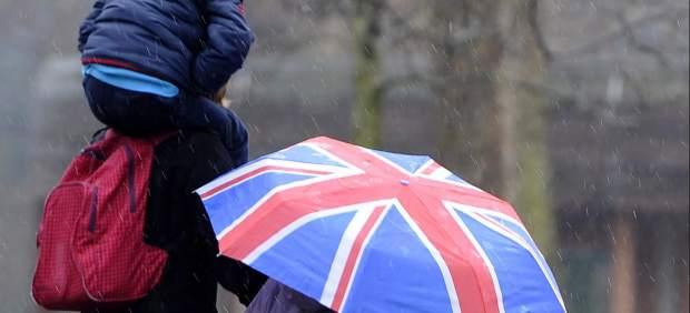 Mal tiempo en Reino Unido