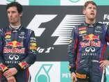 Pique monumental entre los dos pilotos de Red Bull