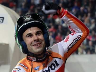 El piloto de trial Toni Bou