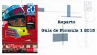 Reparto de la Guía de Formula 1