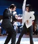 Travolta y Thurman