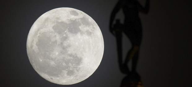 Luna llena en Berlín