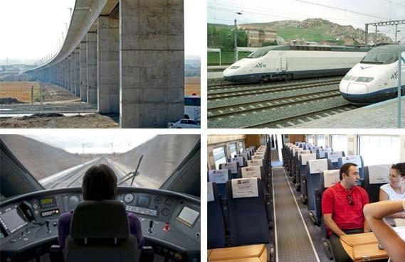 Línea AVE Toledo-Cuenca-Albacete