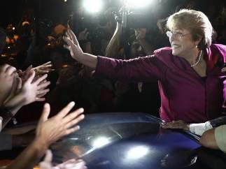Michelle Bachelet se presentará a las elecciones de Chile