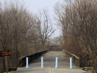 Corea: el puente de 'No Retorno'