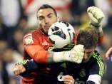 Roberto y Sergio Ramos
