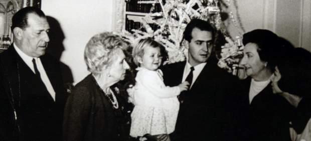Don Juan de Borbón, el rey Juan Carlos