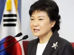 La Fiscalía de Corea del Sur pide una orden de arresto contra la expresidenta Park