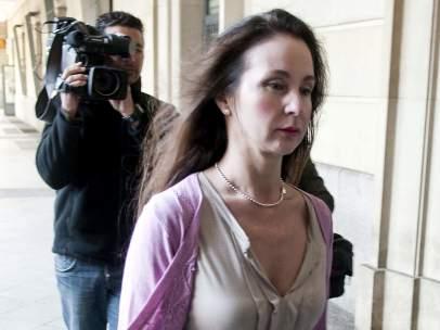 La jueza sevillana Mercedes Alaya
