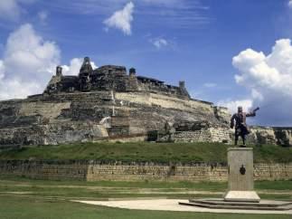 La fortaleza de Cartagena de Indias