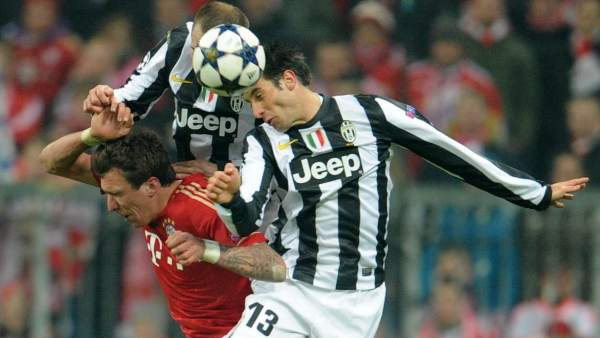 Bayern de Múnich - Juventus
