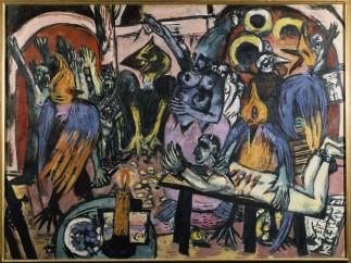 L'Enfer des oiseaux, 1938