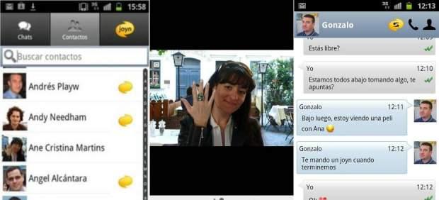 Movistar, Vodafone y Orange lanzan los primeros móviles con el 'Whatsapp de las operadoras'
