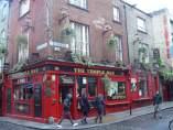 El tradicional pub Temple Bar