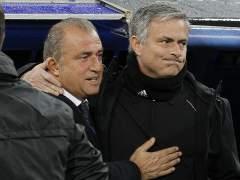Mourinho y Terim