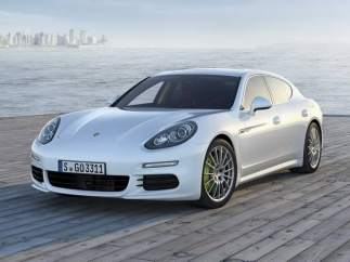 Porsche Panamera H�brido Enchufable 2013