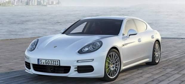 Porsche Panamera Híbrido Enchufable 2013