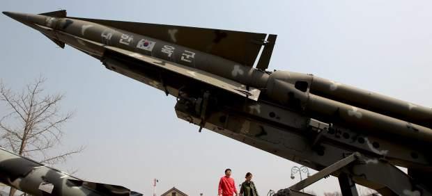 Amenaza nuclear de Corea del Norte.
