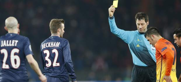 Stark en el PSG - Barça