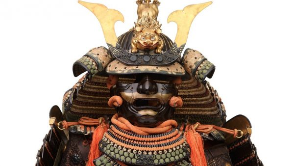 'Armor of the nimaitachidō type (nimaitachidō tōsei gusoku), Detail'