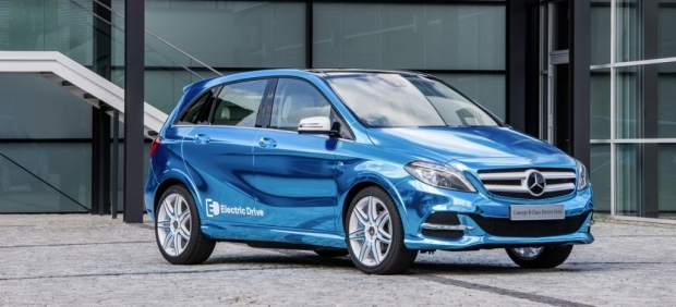 Mercedes-Benz Clase B Electric Drive