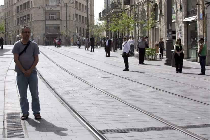 Israel conmemora el Día del Holocausto