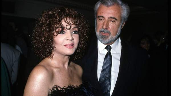 Sara Montiel y Pepe Tous