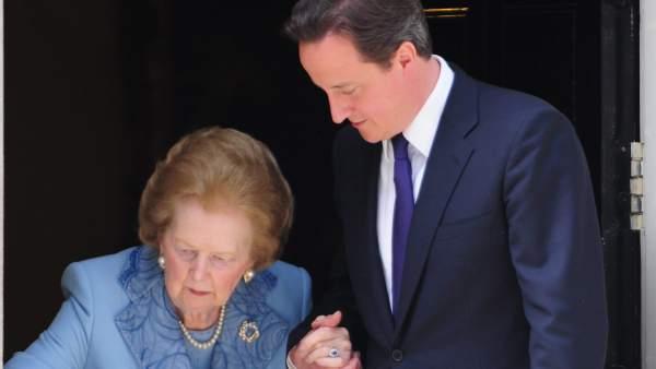 Con David Cameron