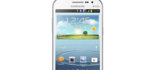 Samsung presenta un nuevo Galaxy de gama media con pantalla de 4,7 pulgadas