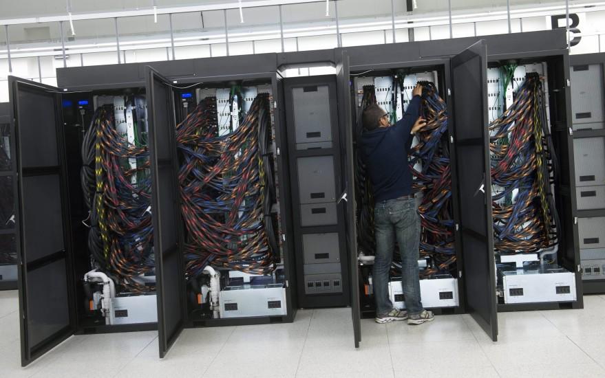 Próxima generación de supercomputadoras