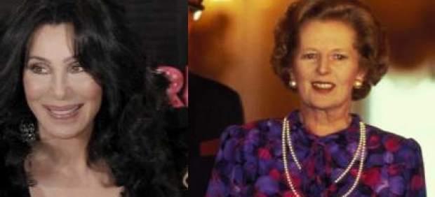 El hashtag #Nowthatcherisdead sobre la muerte de Thatcher asusta a los fans de Cher