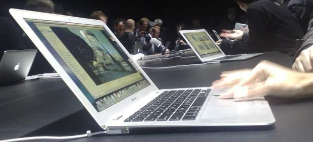 Francia estudia gravar tabletas, móviles y ordenadores para ayudar a la cultura