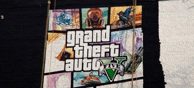 'Grand Theft Auto V'