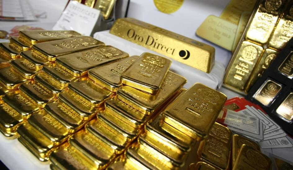 Hallan un mill n de d lares en lingotes de oro en los for Cuanto dinero tiene un cajero